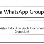 Drama WhatsApp Group links