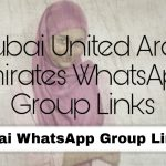 Dubai United Arab Emirates WhatsApp Group Links