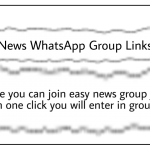 News WhatsApp Group Links