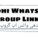 Sindhi WhatsApp Group Links