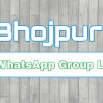 Bhojpuri WhatsApp Group Links