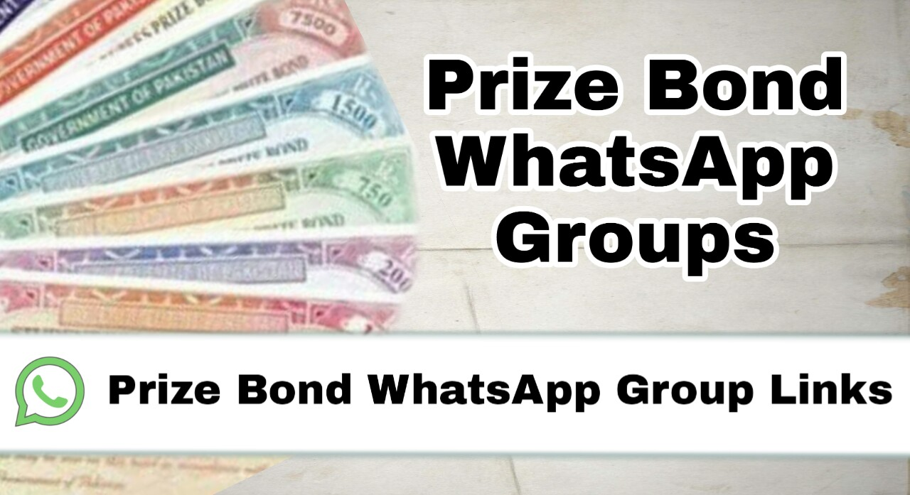 Prize Bond WhatsApp Group Links for ViP Guess Papers