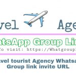 Travel Agent WhatsApp Group Links