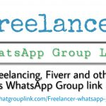 Freelancer WhatsApp group links 2021