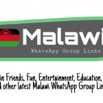 Malawi WhatsApp Group Links