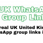 UK WhatsApp Group links