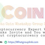 Coin WhatsApp group links 2021