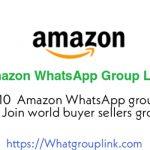 Amazon WhatsApp Group Links