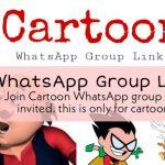 Cartoon WhatsApp Group Links