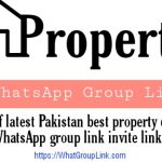Property WhatsApp Group Link