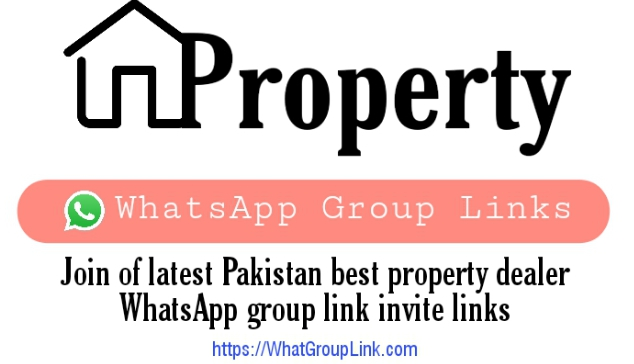 Property WhatsApp Group Link 2022