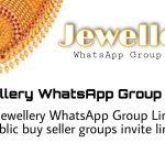 Join Jewellery WhatsApp Group Link